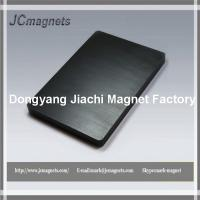 Buy cheap Ceramic Magnets Block 6 x 4 x 0.5, Package of 1 Hard Ferrite Magnet from wholesalers