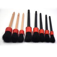 Buy cheap Fides Soft Hog Bristle Car Detailing Brushes Enough Length For Easily Exploring from wholesalers