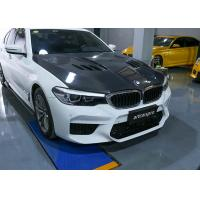 Buy cheap Custom 4 Door Wide Carbon Fiber Body Kits For BMW 5 Series G30 G38 from wholesalers