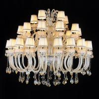 China Swarovski Crystal chandelier Lighting For Hotel Project Lighting (WH-CY-118) on sale