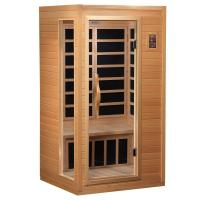 Buy cheap One Person Portable Sauna Room Indoor Luxury Infrared Sauna Steam Room from wholesalers