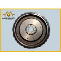 Buy cheap 129 Teeth Mitsubishi Flywheel For 6D14 6D16 Crankshaft Connect Hole Inner from wholesalers