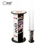 Buy cheap Eye-catching New Customized Fishing Rod Rack Display Stand For Retail Stores from wholesalers