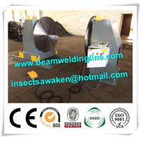 Head tail stock Double welding positioner for vessel boiler tank welding Manufactures