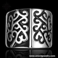 Buy cheap Innovative New Pattern Vinatge Mixed Gifts Stainless Steel Womens Ring from wholesalers