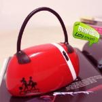 Buy cheap Portable Fashion Bag Handbag Reading Table Desk Lamp LED Night Light Eyeshield from wholesalers