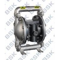Buy cheap Air Driven Stainless Steel Diaphragm Pump 2 Diaphragm Pump For Ceramics Industry from wholesalers