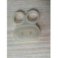 Buy cheap Compression Molding Silicone Rubber Parts Silicone Rubber Keypad − 55 °C - 232 °C from wholesalers