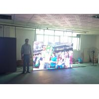 High Brightness 5mm Outdoor Full Color Led Display Screen In Aging Process Manufactures