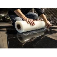 Buy cheap Durable Self Adhesive Protective Film , Hard Floor Protection Film For Countertops from wholesalers