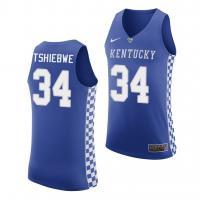 Buy cheap Adult'S NCAA Oscar Tshiebwe Kentucky Wildcats Basketball Jersey product