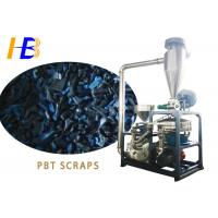 Buy cheap Stainless Steel Scraps Plastic Pulveriser Machine With The Tail - Wagging Air Stream from wholesalers
