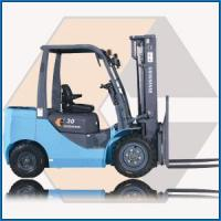 Buy cheap 3.0t Diesel Forklift with Isuzu C240 Engine (FD30B-W1) from wholesalers