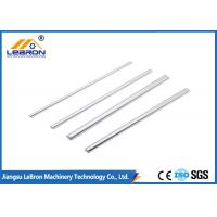 Buy cheap Cylinder Chrome Plated Liner Rods Precision Machined Parts Linear Shaft For 3D Printer from wholesalers