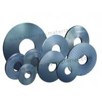 Buy cheap casting iron lapping plate for double side lapping machine from wholesalers
