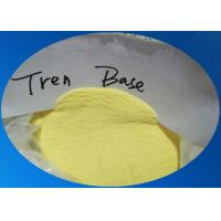 Buy cheap Trenbolone Base Tren Anabolic Steroid 10161-33-8 Tren Base No Ester Powder product