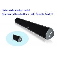 Buy cheap Surround Bluetooth TV / Computer Sound Bars , Soundbar With Digital Coaxial Input from wholesalers