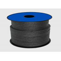 Buy cheap Black PTFE PTFE Packing For Sealing Material / Graphite Gland Packing Rope from wholesalers