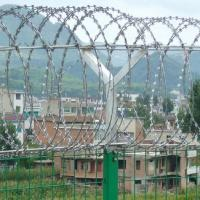 Buy cheap Anping factory supply galvanized razor wire fencing type for protection from wholesalers