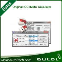 Buy cheap Original ICC IMMO Calculator from wholesalers