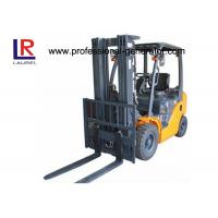 Buy cheap 1.5 - 1.8T Nissan Engine Warehouse Material Handling Equipment Dual Fuel Gas LPG Forklift from wholesalers