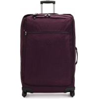 Buy cheap Polyester Checked 30 Inch Softside Fabric Travel Luggage product
