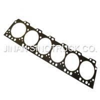Buy cheap Dongfeng truck engine parts 6 CT  head gasket for sale from wholesalers