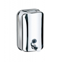 Buy cheap Bathroom Stainless Steel 500 ML Wall Mounted Soap Dispenser from wholesalers