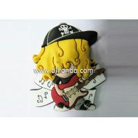 Wholesale Japanese cartoon figures shape pvc fridge magnets for Animation company promotional gifts from china suppliers