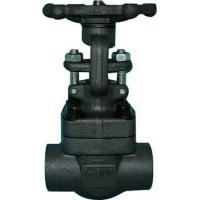 "Buy cheap A105 1"" Cast Steel Gate Valve with Socket Weld ends to ASME B16.11 from wholesalers"