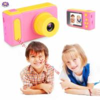 Buy cheap Mini 2 Screen 100° Angle Lens 1080P HD Children Kid Camera for Photo Video Game Made In China from wholesalers