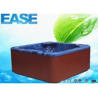 Buy cheap Portable Acrylic Massage Outdoor Bathtubs with 1 Cooling Seat, 1220 Liters Water Capacity from wholesalers