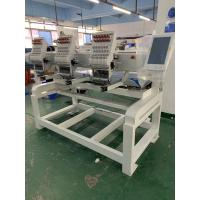 Buy cheap New 6/9/12/15 needles 2 head embroidery machine for sale from wholesalers
