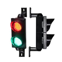 Buy cheap 100mm red green traffic light for loading bays, dock levellers, automated gates, private roads and main entrances from wholesalers