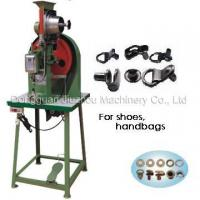 Wholesale Semi-Automatic Hook Button Machine (JZ-918H) from china suppliers