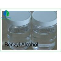 Buy cheap Safe Organic Solvents Benzyl Alcohol For Injectable Anabolic Steroid CAS 100-51-6 from wholesalers