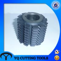 Buy cheap HSS coating TIALN Gear Hobs,standard gear hob,gear hobbing cutter with TUV CE from wholesalers