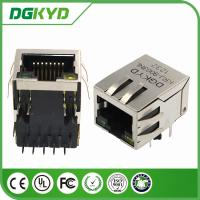 Buy cheap PoE+ RJ45 Connector with internal isolation Transformer module for Industrial application from wholesalers