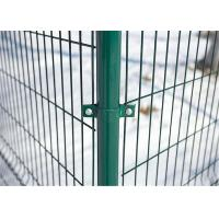 Buy cheap high quality Galvanized /PVC coated welded wire mesh fence panels from wholesalers