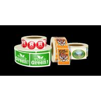 Buy cheap Custom Sticker and Labels Printing from wholesalers