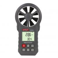 Wholesale WT87A LCD Digital Anemometer thermometer anemometro Wind Speed Air Velocity Temperature Measuring with Backlight from china suppliers