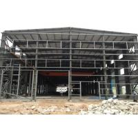 Buy cheap Two Floors Steel Structure Workshop / Plant With Sliding Or Rolling Door from wholesalers