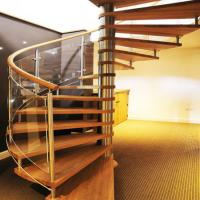 Wholesale 2018 China factory supplier spiral stair used spiral staircases from china suppliers