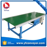 Wholesale Small Aluminum Standard Belt Conveyor from china suppliers