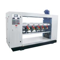 Buy cheap Semi Automatic Corrugated Slitter Machine , Carton Cutting Machine With Thin Blade from wholesalers
