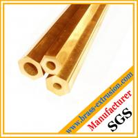 Buy cheap casting round brass rod copper bar rods from wholesalers