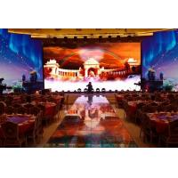 Buy cheap 1/16 Scan Drive Duty Indoor LED Video Wall 1R1G1B Color Configuration from wholesalers