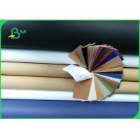 Buy cheap Tear Resistant Washed Brown Kraft Paper from wholesalers