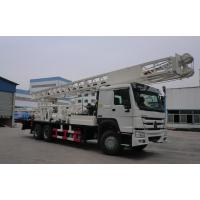Buy cheap BZC400CHW Truck Mounted Pile Drilling Machine 400m Depth Sinotruk Chassis from wholesalers