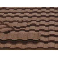 Buy cheap Aluminum Zinc Galvanized Steel Roofing Tiles Color Coated , 1170mm * 375mm from wholesalers